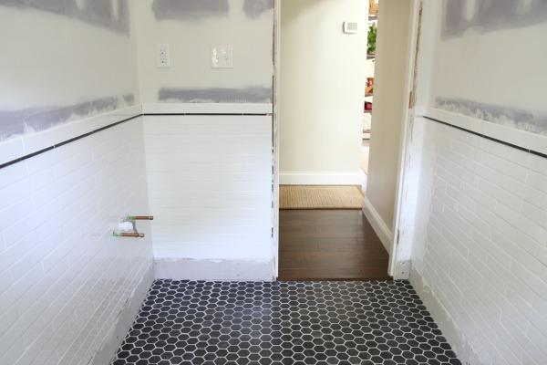 main bath grout 6