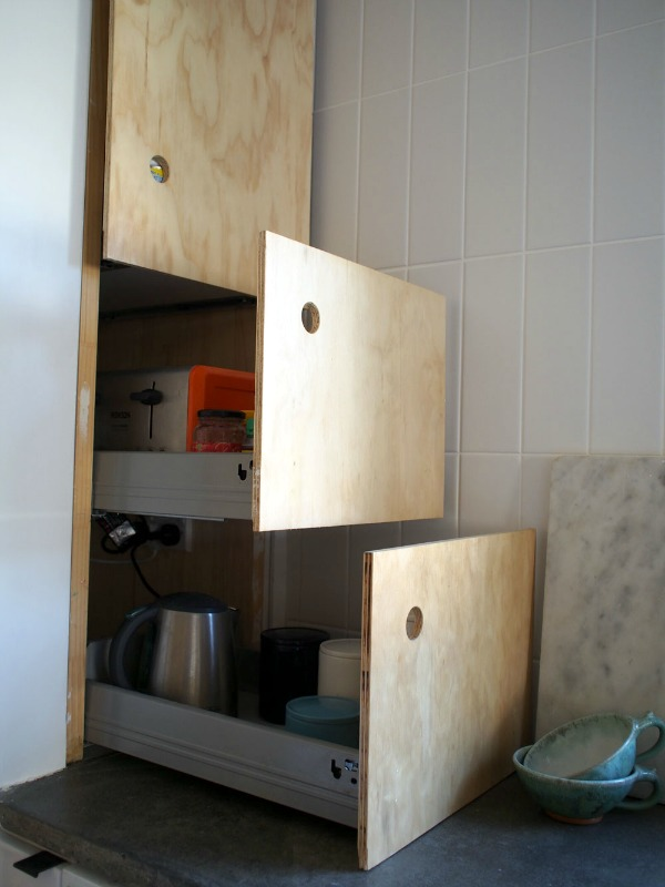 plywood ikea kitchen 3