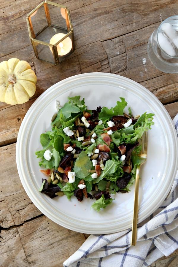 harvest salad 1