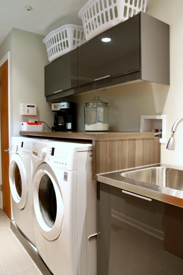 modern family laundry