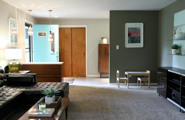 modern family room 1