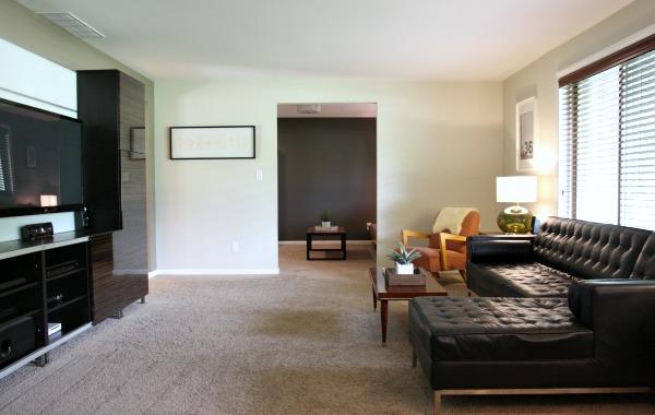 modern family room 2