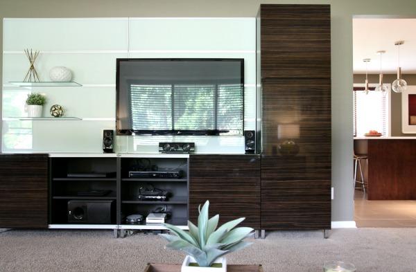 modern family room 3