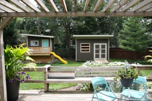 modern shed and playhouse 1