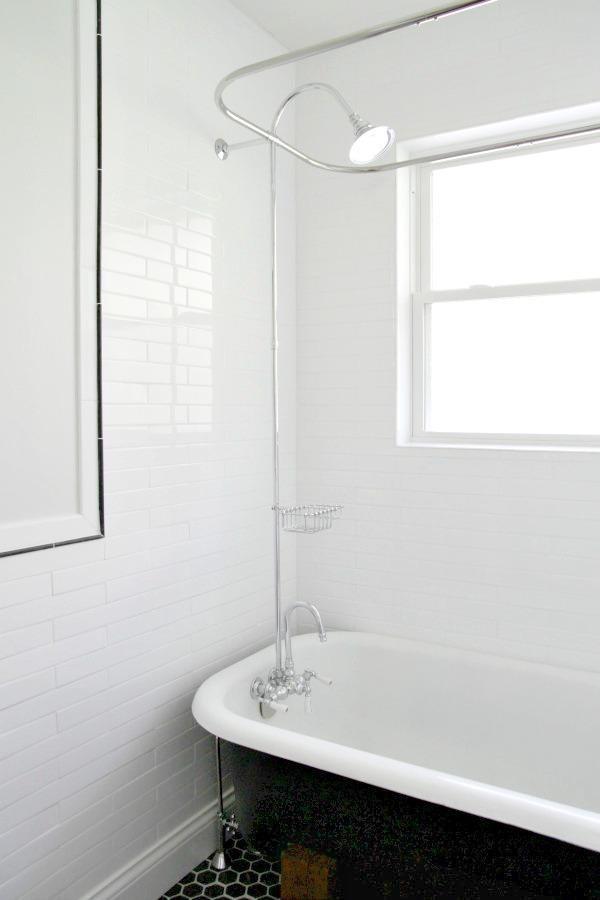 tub in bathroom 7