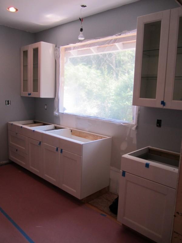 ikea kitchen cabinets up 2