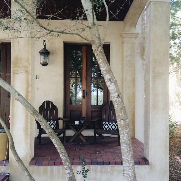 rosemary beach traditional porch
