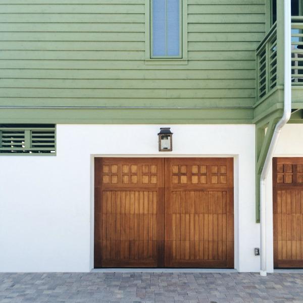 rosemary beach garage door