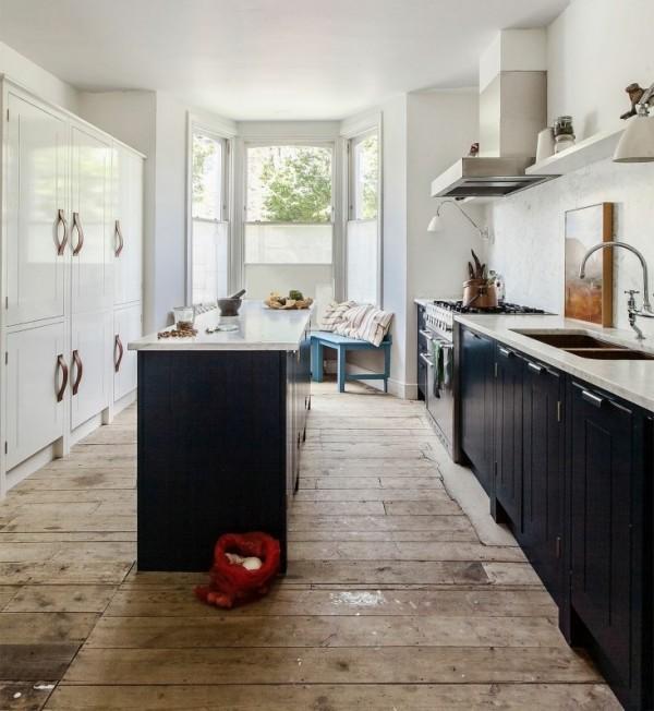british standard kitchen via Remodelista