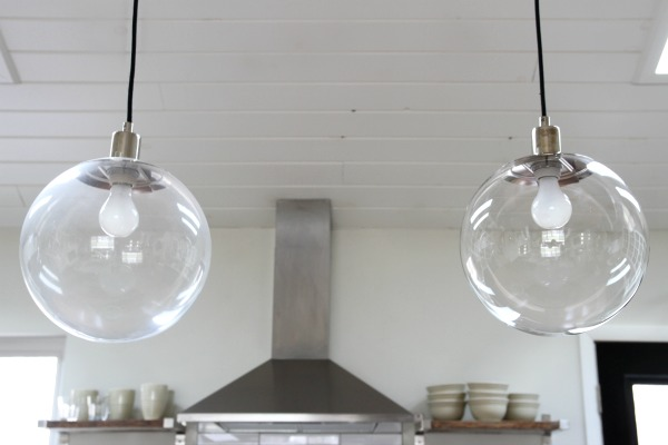 clean globe lights 6