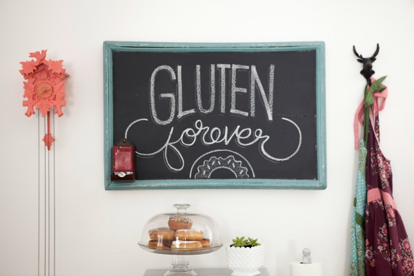 indiana kitchen chalkboard sign