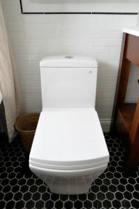 main bathroom after 7