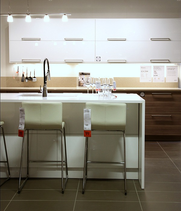 Ikea Kitchen Showroom: HOUSE*TWEAKING