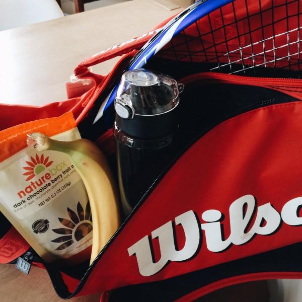 tennis snack