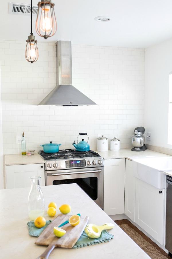 LA ikea kitchen after 2