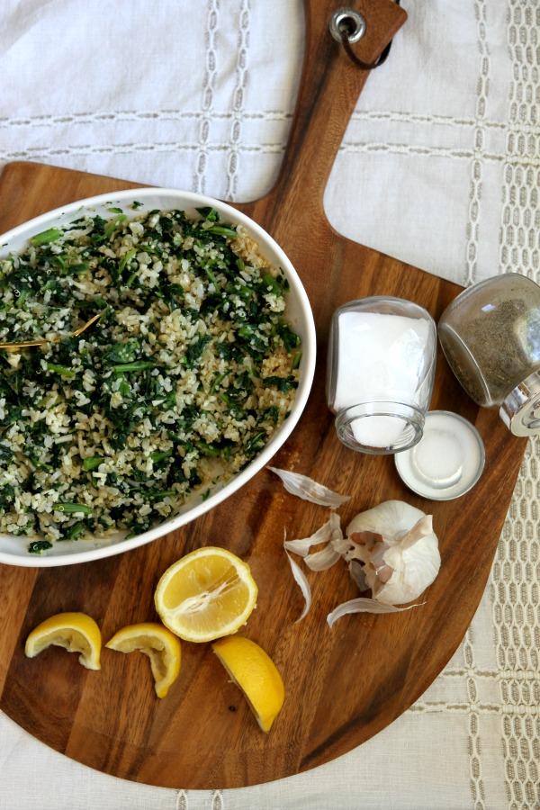 easy quinoa 1