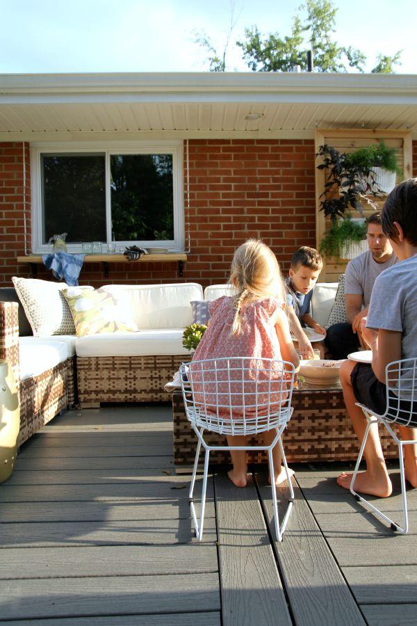 outdoor dinner 8