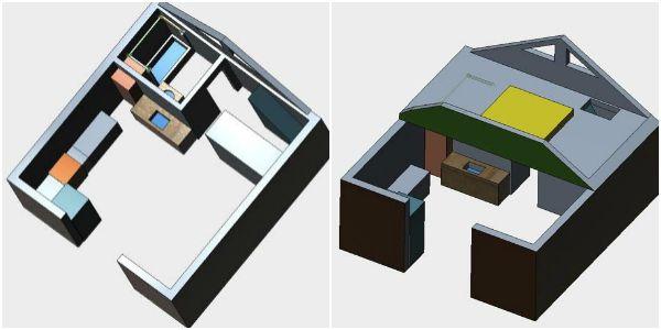bunker layout