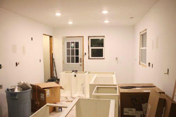 ohio ikea kitchen progress 3