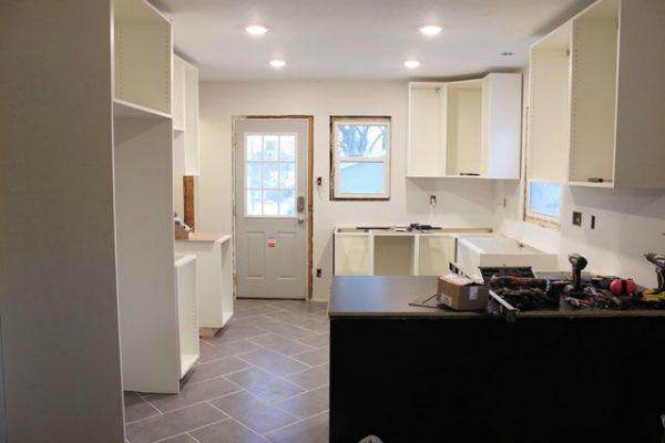 ohio ikea kitchen progress 5