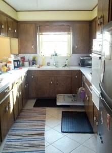 selma ikea kitchen before 1