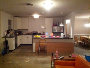 selma ikea kitchen progress 3