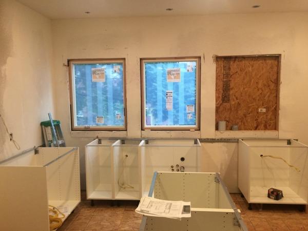 IKEA seattle kitchen during 2