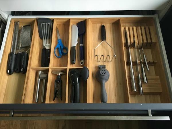 IKEA seattle kitchen organization