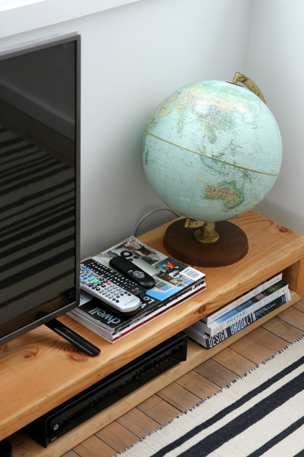 space saving media stand 2