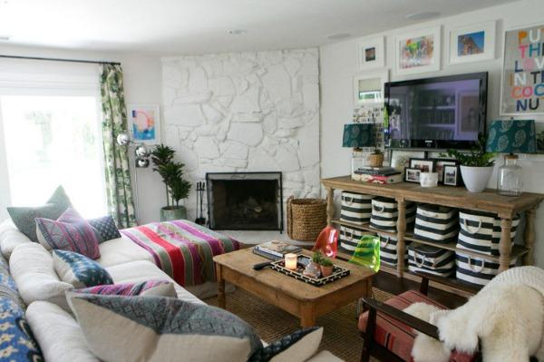 amber fireplace 3