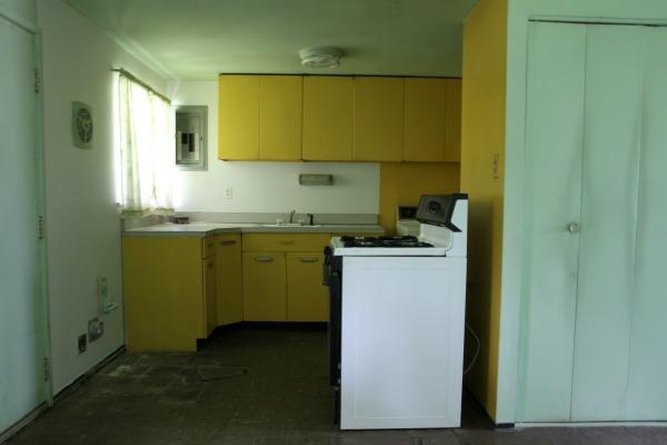 flip house kitchen