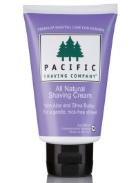 pacific shaving cream