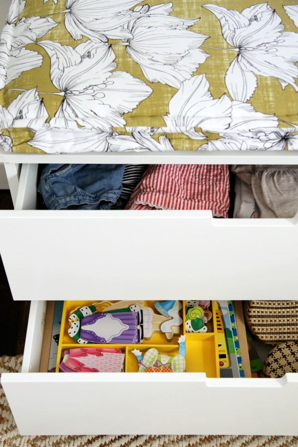 IKEA dresser bench 6