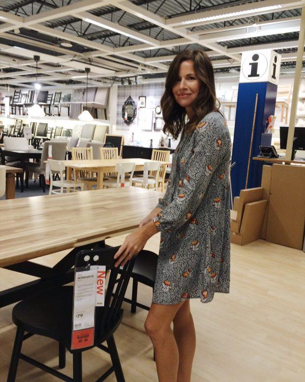 me @IKEA
